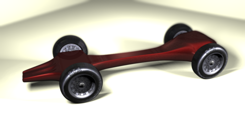 physics and the pinewood derby derby talk